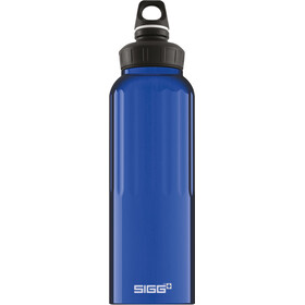 Sigg WMB Traveller Drinking Bottle 1500ml, dark blue